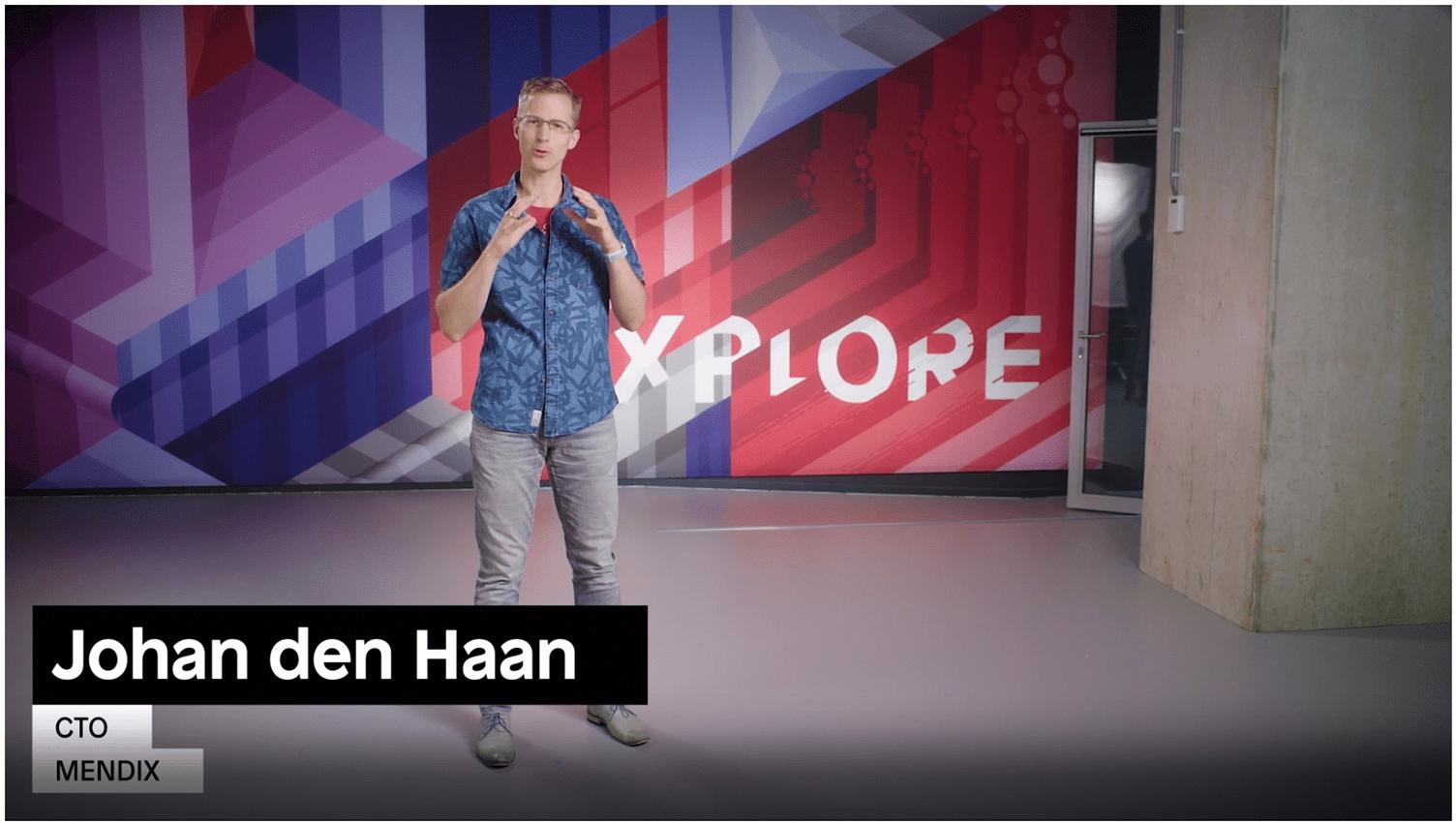 Johan den Haan CTO Keynote